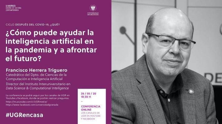 Después del COVID-19, ¿qué? #8: ¿Cómo puede ayudar la inteligencia artificial en la pandemia y ...