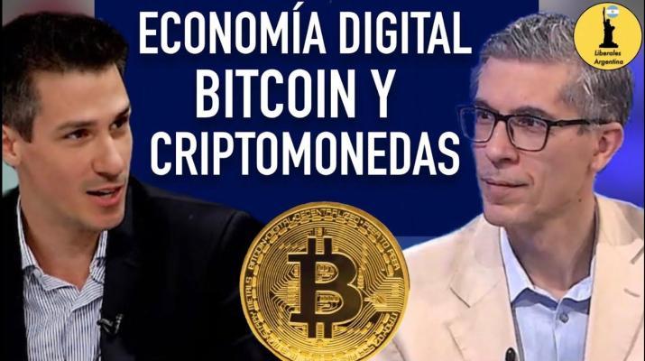 El Futuro De La Economía Digital, Bitcoin Y Criptomonedas - Agustín Etchebarne Con Ivan Carrino