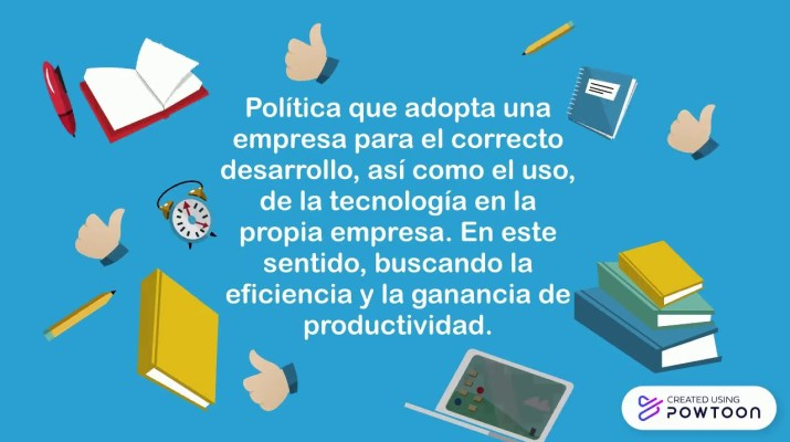 La innovacion tecnologica como estrategia