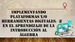 Video de Presentación - Proyecto de Innovación Educador Digital ( Soy Educador - Nivel Avanzado)