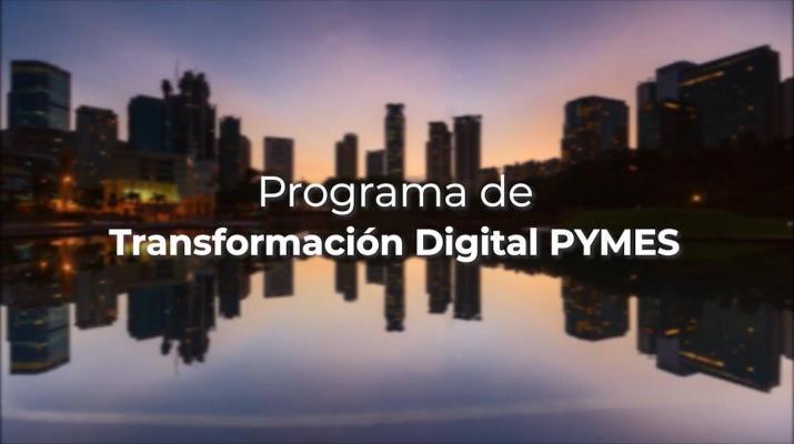 Programa de Transformación Digital Pymes | Promo