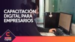 Participa en la capacitación de transformación digital para empresarios