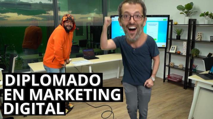 🔥 Diplomado en Marketing Digital, de Otro Nivel ↗️🔥