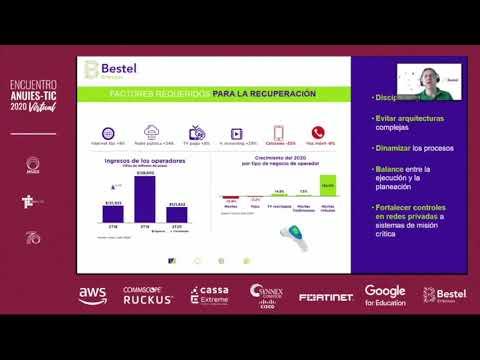 """Conferencia """"Acelerando la Recuperación con Innovación Digital"""""""