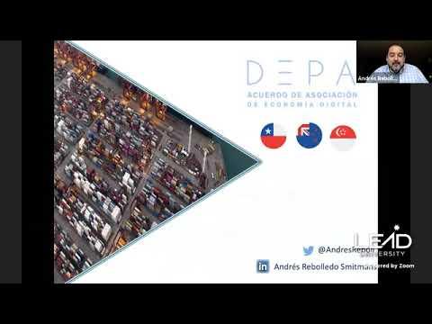 El Acuerdo de Asociación de Economía Digital, un hito en las negociaciones comerciales