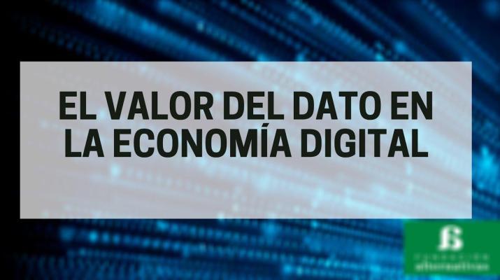 PRESENTACIÓN l El valor del dato en la economía digital
