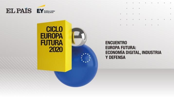 Sigue en DIRECTO el evento EUROPA FUTURA: Economía digital, industria y defensa