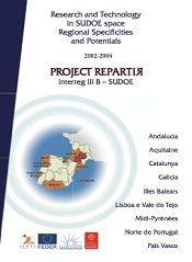Censo de potencialidades de investigación y tecnología de Andalucía