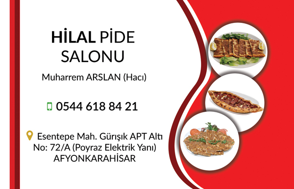 Hilal pide