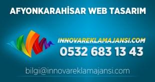 Afyon Web Site Tasarım