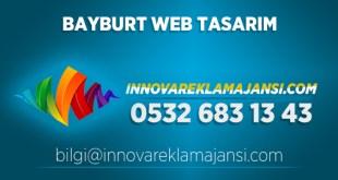 Bayburt Demirözü Web Tasarım