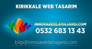 Kırıkkale karakeçili web tasarım