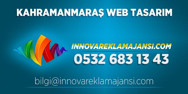 Kahramanmaraş Web Tasarım Firması