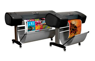 HP Z2100 and Z3200 Printers