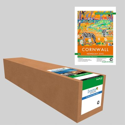 Innova Eco Solvent Poster Art Paper 210gsm (IFA 145) | Graphic Art | Eco Solvent, Latex and UV Compatible