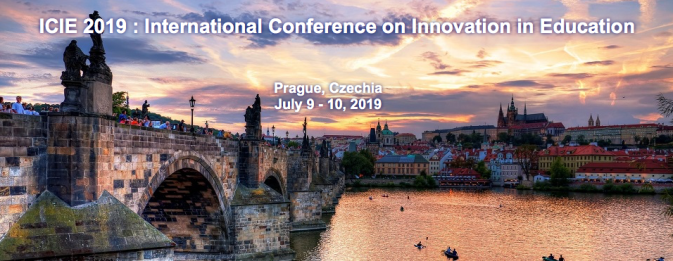 International Conference on Innovation in Education (ICIE 2019)