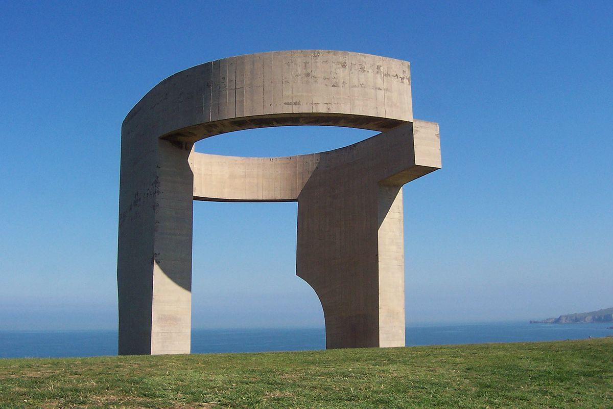 eduardo chillida sculpture InnovaConcrete case study
