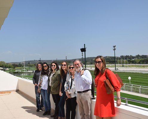 InnovaConcrete-team-at-the-hippodrome