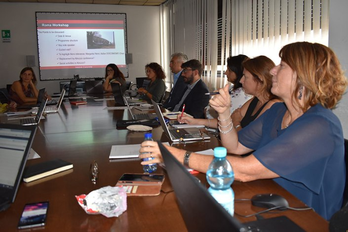 InnovaConcrete-Rome-meeting-with-italian-partners