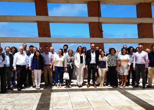 InnovaConcrete Review Meeting cadiz
