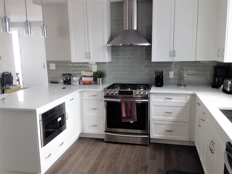 Bright Kitchen in a New Home in the Community of Westgate