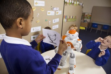 Beneficios de la robótica para niños con autismo