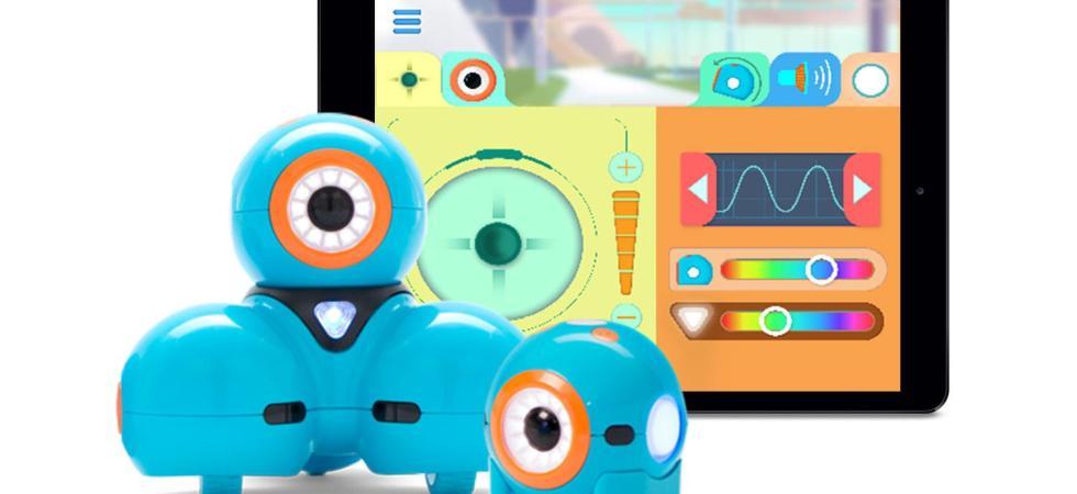 Dash and Dot - Herramienta educativa de robótica para niños