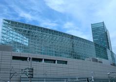 東京国際フォーラム ガラス棟