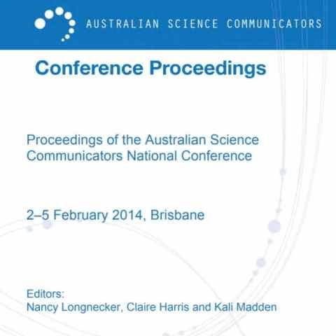 Conference Convenor: ASC2014 conference, Brisbane