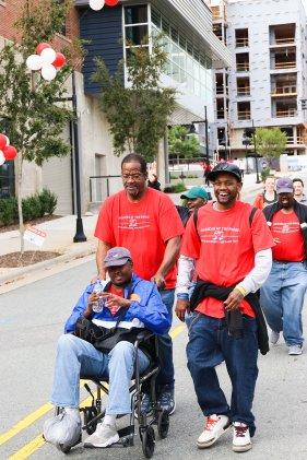 American Association Heart Walk-109