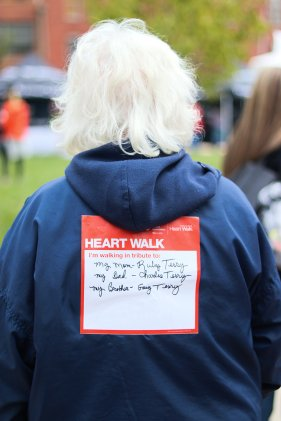 American Association Heart Walk-59