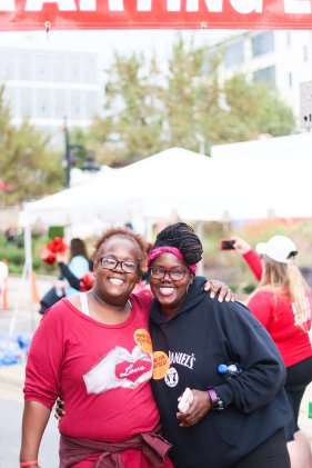 American Association Heart Walk-86