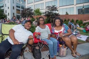 Movie Night Bailey Park