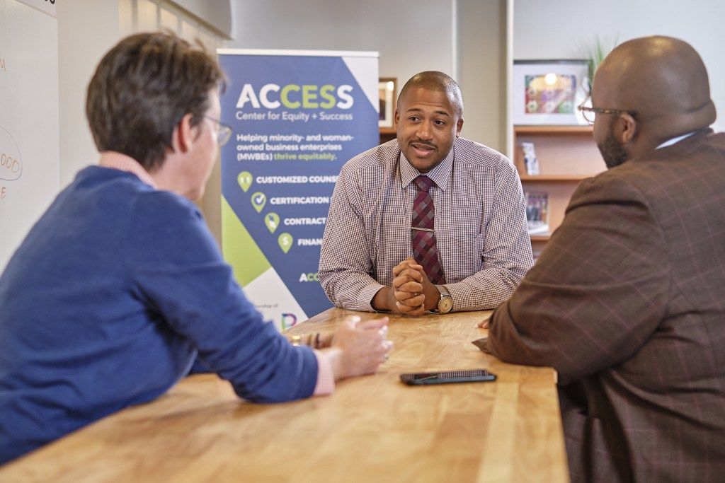 ACCESS Center assists minority- and women-owned businesses