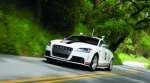 Audi's autonomous Audi TT conquers Pikes Peak