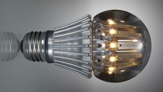 World's first 100 watt equivalent LED replacement bulb