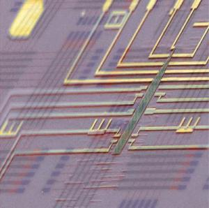 World's First Programmable Nanoprocessor