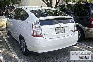 Toyota Prius Hybrid, Miami, Florida