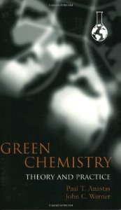 "The principles of ""Green Chemistry""."