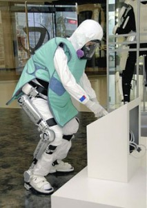 Robotic Exoskeletons from Cyberdyne Could Help Workers Clean Up Fukushima Nuclear Mess
