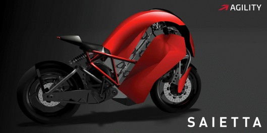 The Future of Electric Motorcycles?