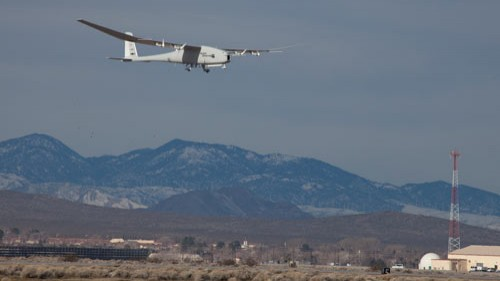 Global Observer unmanned aircraft makes first hydrogen-powered flight