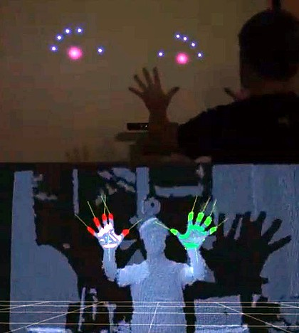 Game changer: how Kinect could run your home