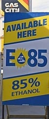 Ethanol Fails to Lower Gas Prices, Study Finds