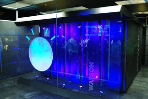 Could IBM's Watson lead to disruptive innovation in U.S. healthcare?