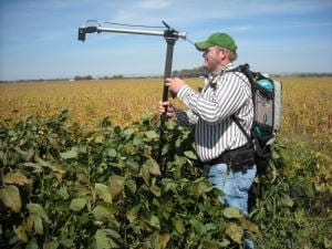 Next Generation Soybean Breeding: The Potential of Spectral Analysis