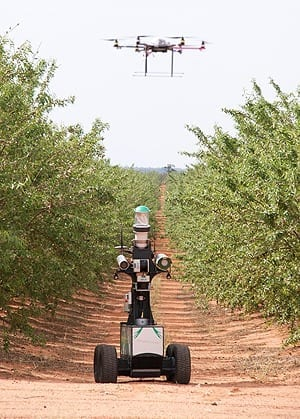 Automated agriculture