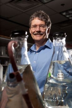 UGA discovery may allow scientists to make fuel from CO2 in the atmosphere