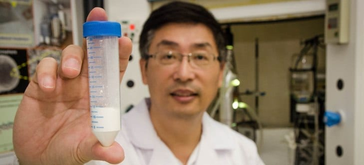 CO2 could produce valuable chemical cheaply