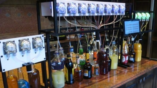 Raspberry Pi-wielding Bartendro robot mixes drinks for your guests